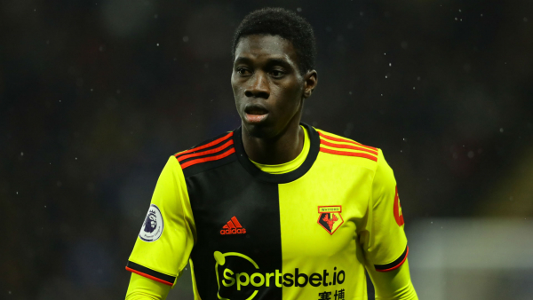 'His pace is amazing' – Watford winger Deulofeu hails Sarr's impact