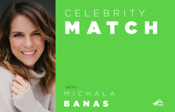 Celebrity Match with Michala Banas