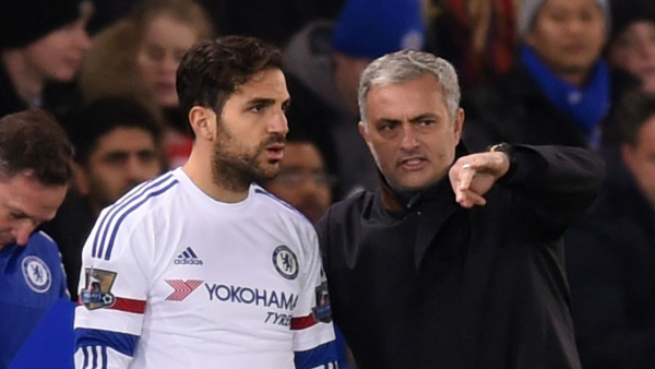 'You come & we'll win the title' - What Mourinho told Fabregas to convince him to join Chelsea