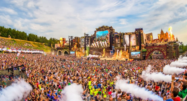 Tomorrowland names Swedish House Mafia's 'One' as the biggest track in the festival's history