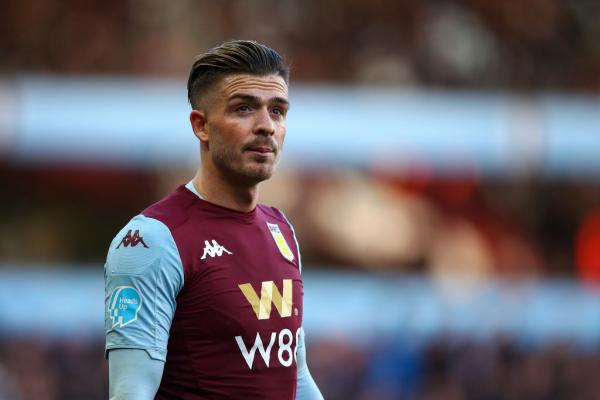 Aston Villa still want £80million for Manchester United transfer target Jack Grealish