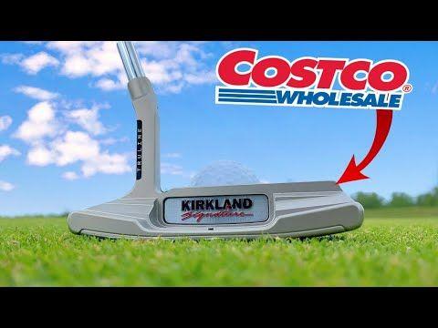 Rick Shiels: First Ever Costco Golf Club - Kirkland Signature Putter