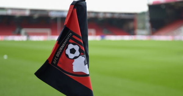 Bournemouth confirms one of their players has tested positive