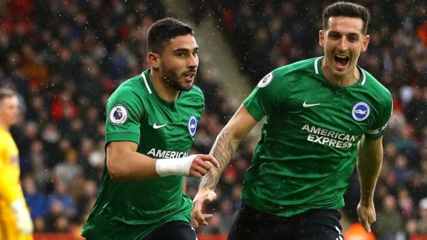 Brighton player 'feeling good' despite positive test