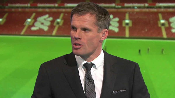 Jamie Carragher casts doubt on Liverpool FC signing Timo Werner
