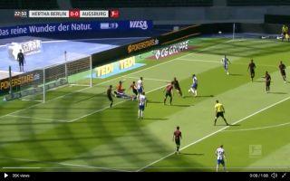 Video: Hertha Berlin say Dilrosun's fine effort is better than Mesut Ozil's for Arsenal vs Ludogorets