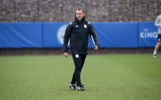 Leicester boss Brendan Rodgers could 'hardly walk' whilst battling Coronavirus
