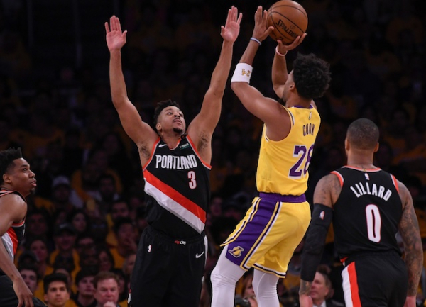 Lakers News: Quinn Cook Argues Winning 2019-20 NBA Championship Would Be All The More Impressive, Not Have An Asterisk