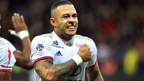 'Depay made first laptop transfer when leaving Man Utd' – Reasons for Lyon switch revealed
