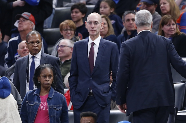 NBA Rumors: Adam Silver Warns Players No Return To Play Will Be 'Risk-Free'