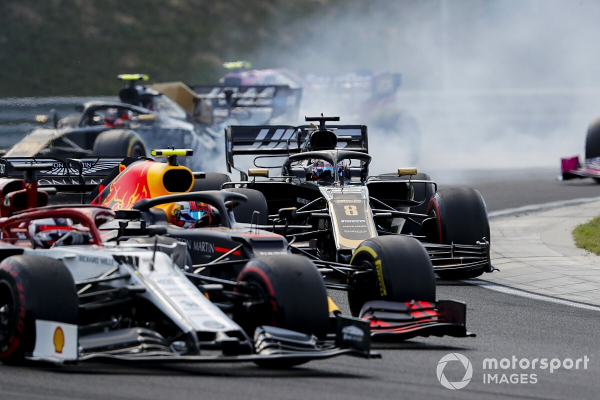 """Horner expects """"very different"""" F1 to be just as """"fierce"""""""