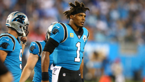 Richard Sherman calls Cam Newton's deal with Patriots 'disgusting'