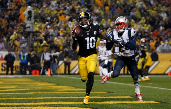 Pittsburgh Steelers: Top 5 wide receivers from the 2010s