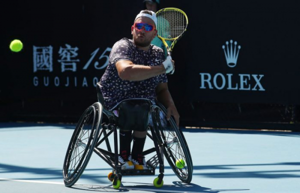 ITF and Grand Slams join forces to support wheelchair tennis