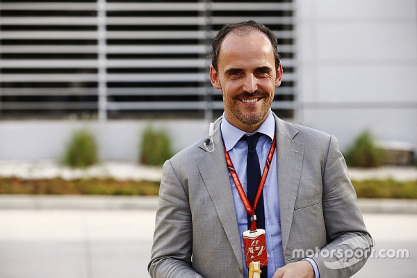 My job in F1: The master of podium ceremonies