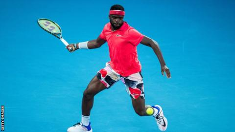 Frances Tiafoe: World number 81 says athletes don't appreciate the influence they have