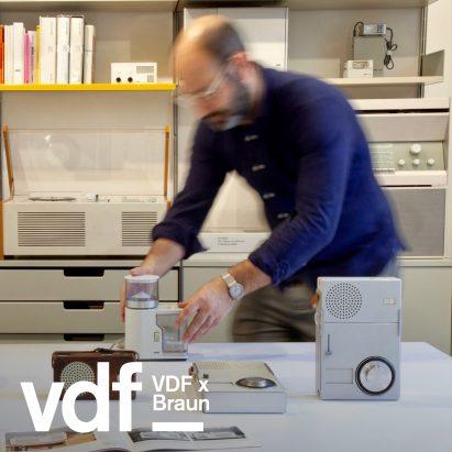 Live talk explores the past, present and future of German design brand Braun