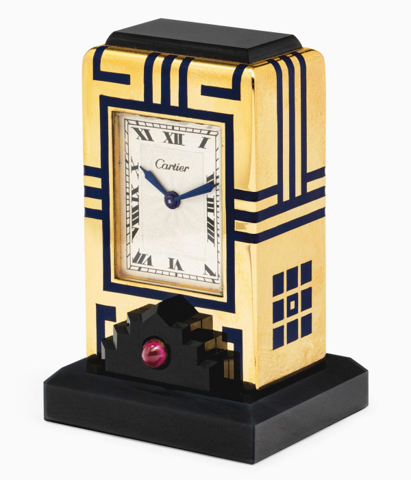 Stop the clocks: Cartier and Christie's unite for a timely auction