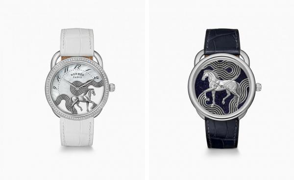 Hermès' new watch calls on its equestrian roots