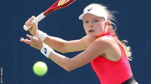 Harriet Dart and Naomi Broady to play in London event