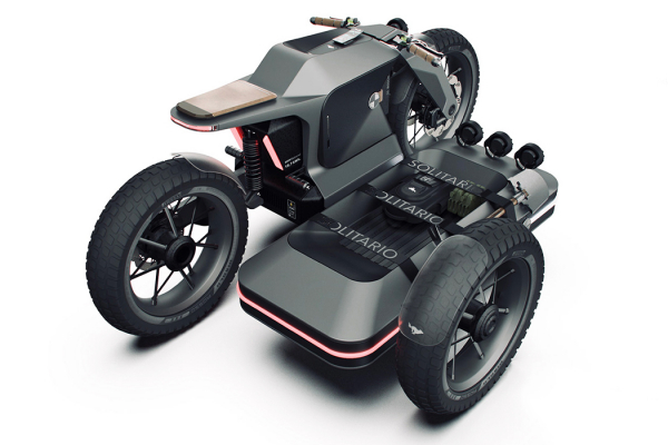 This BMW Motorrad electric concept is bringing back retro with the WWII-era sidecar!