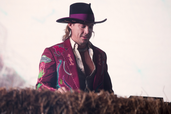 Diplo shares new video for Thomas Wesley select, 'Do Si Do' featuring Blanco Brown