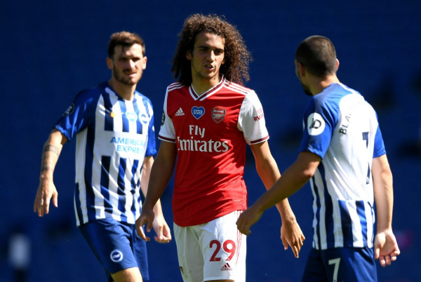 Ray Parlour sends warning to Matteo Guendouzi amid Arsenal exit rumours