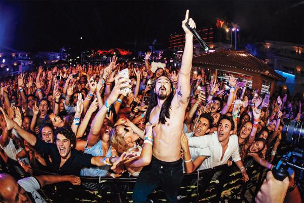 Steve Aoki debuts Latinx-dedicated imprint, Dim Mak En Fuego