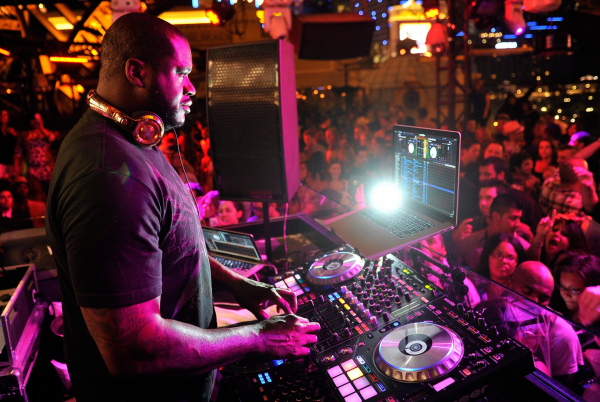 Shaquille O'Neal teams up with Eliminate on monstrous dubstep number, 'Tear It Up'