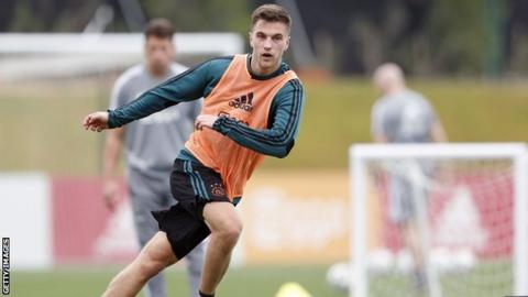 Joel Veltman: Brighton sign Dutch defender from Ajax