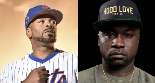 Wu-Tang Clan's Method Man and Mobb Deep's Havoc are releasing an album together
