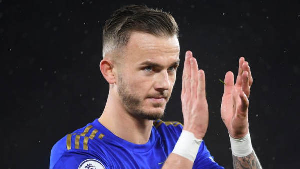 Maddison agrees four-year Leicester deal