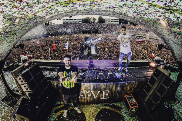 W&W draw The Weeknd's 'Blinding Lights' into the festival circuit