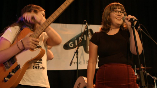 Girls Rock make noise as part of Revelation Couched season