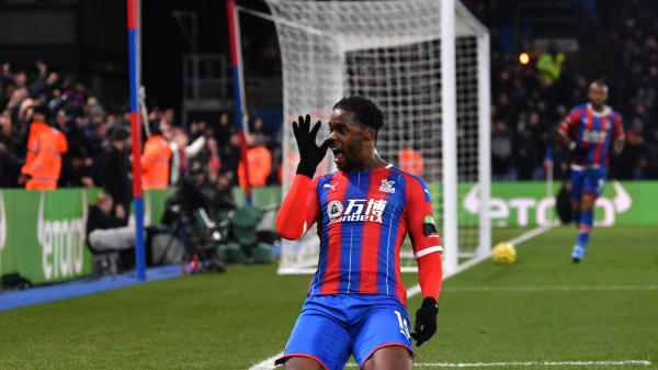 Schlupp voted Crystal Palace Man of the Match in draw vs Tottenham