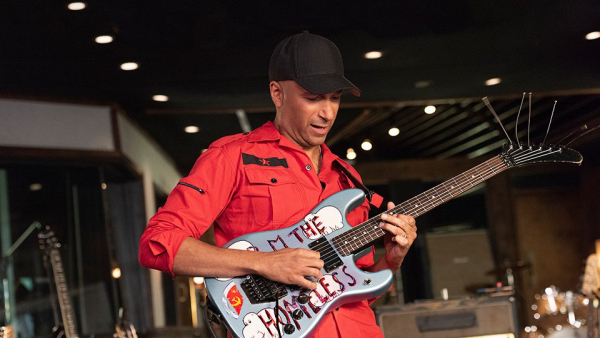 Rage Against The Machine's Tom Morello tackles police brutality in 'Stand Up'