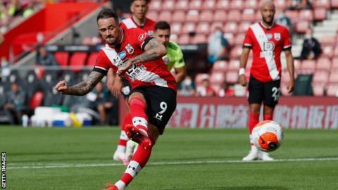 Southampton v Sheffield United