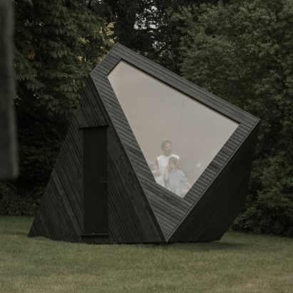 Koto's prefab Work Space Cabin is designed for working from anywhere