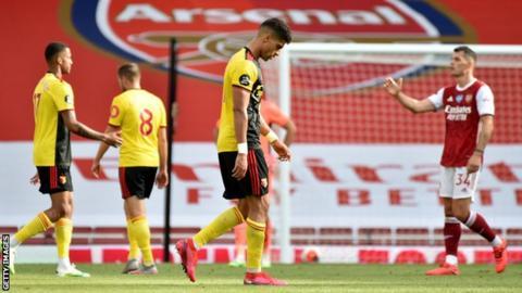 Watford: Gino Pozzo & Scott Duxbury say their efforts 'not good enough'