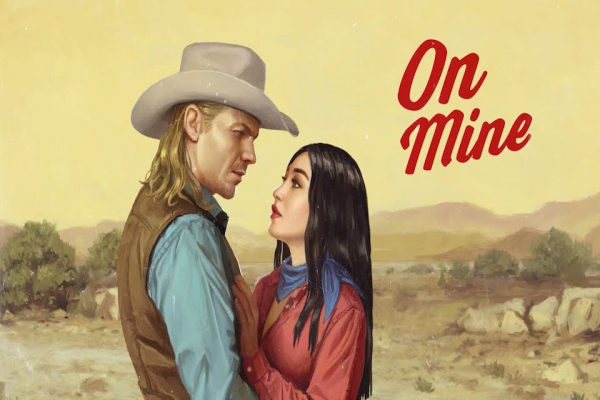 Diplo hits the ranch with Noah Cyrus in 'On Mine' music video
