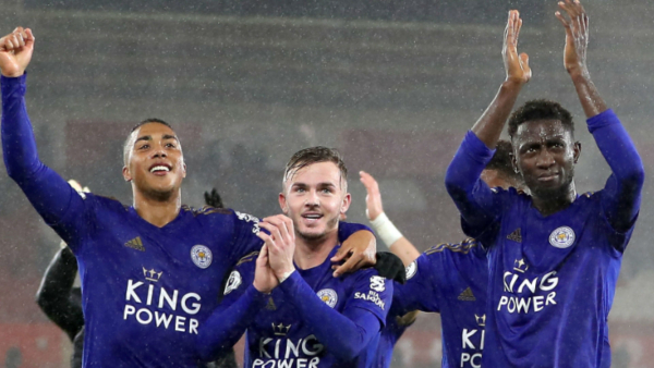 'We're disappointed to finish fifth' - Leicester City's Ndidi