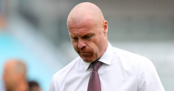 Dyche tired of same questions on Burnley future
