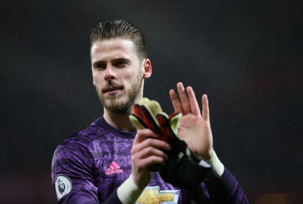 Ryan Giggs disagrees with Roy Keane's claim that Manchester United star David De Gea is  'overrated'