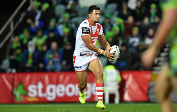 Lafai granted release by Dragons to rejoin Bulldogs