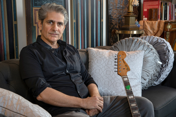 'Sopranos' star Michael Imperioli to deliver hour-long DJ set for NTS Radio