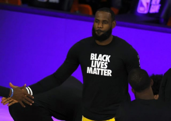 LeBron James Applauds NBA, NBPA Foundation To Support Black Communities