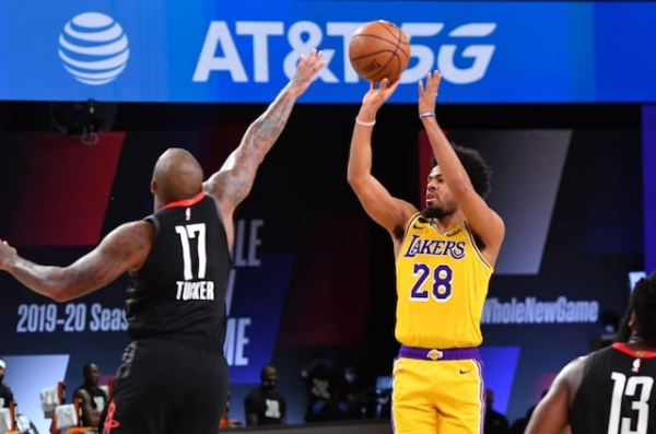 Frank Vogel Betting On 'Reversion To The Mean' With Lakers Shooting