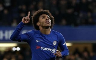 Arsenal's first signing of the summer edges closer as Willian undergoes medical