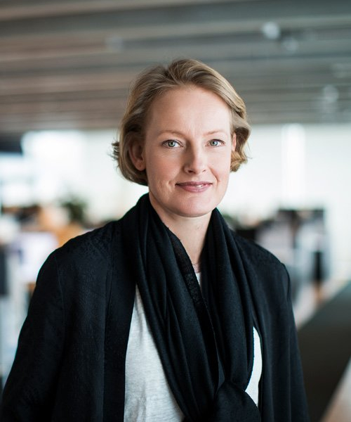 interview with white arkitekter's alexandra hagen on CEO role and going carbon neutral