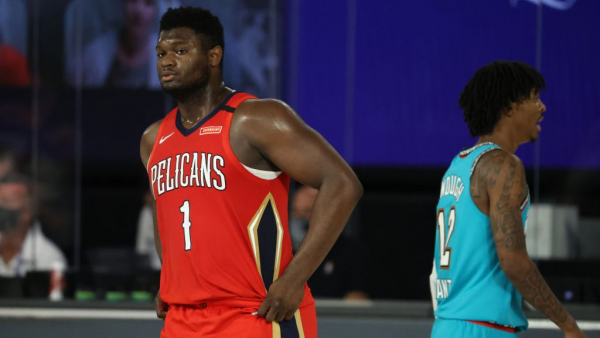 Zion Williamson sitting out Pelicans-Wizards (rest)